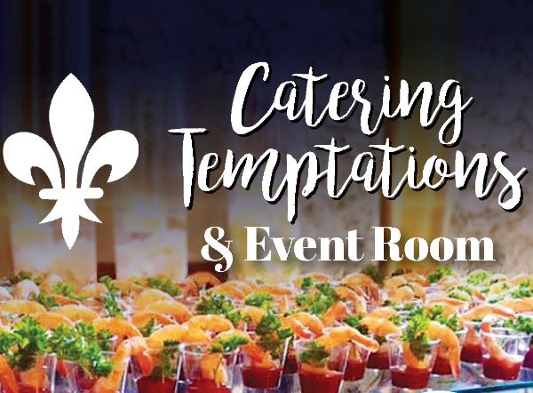 Catering Temptations & Event Room